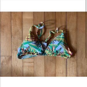 Midori Pineapple Bikini Top